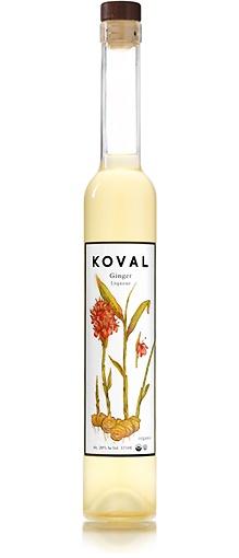 Liqueur Koval Ginger Liqueur 375ml