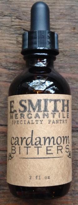 Bitter E. Smith Mercantile Cardamom Bitters 2oz
