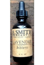 Bitter E. Smith Mercantile Lavender Bitters 2oz