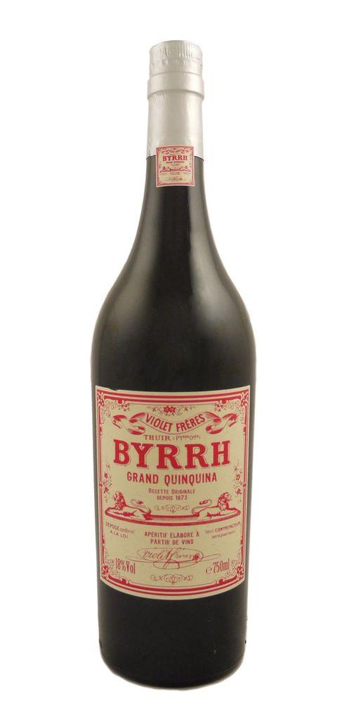 Liqueur Byrrh Grand Quinquina 750ml