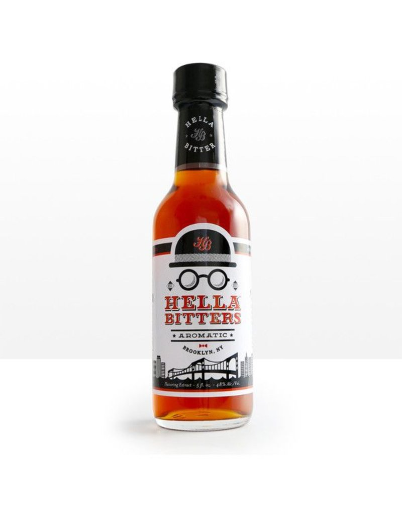Hella Bitter Aromatic