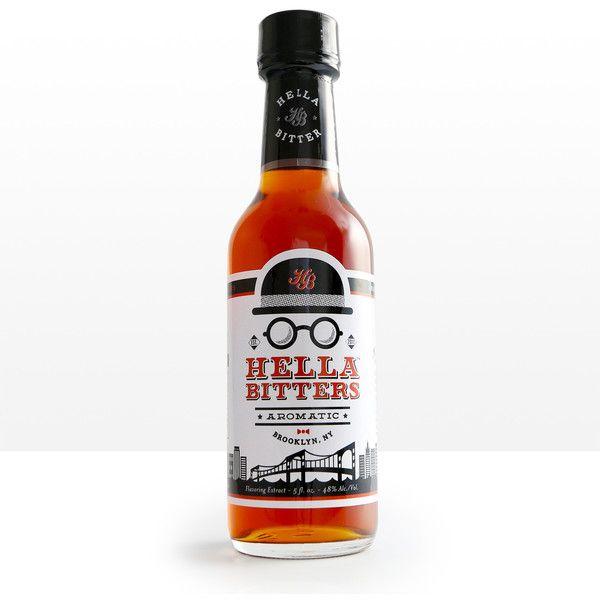 Bitter Hella Bitter Aromatic