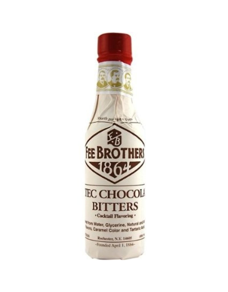 Bitter Fee Brothers Aztec Chocolate Bitters 5oz