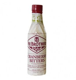 Bitter Fee Brothers Cranberry Bitters 5oz