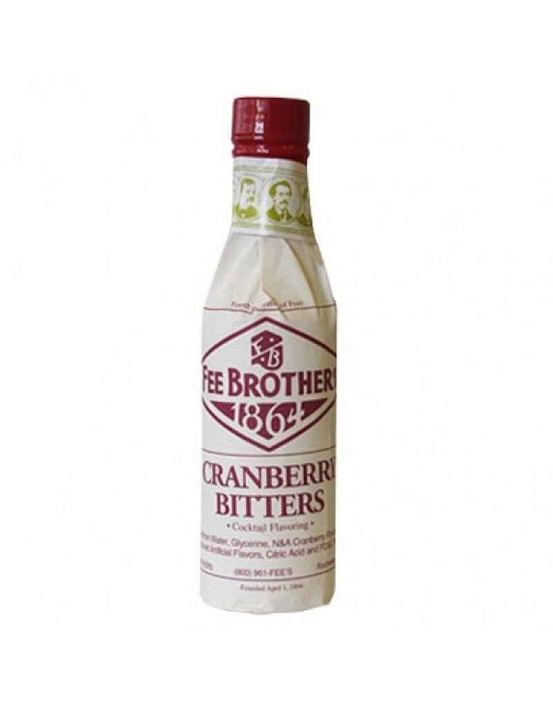Fee Brothers Cranberry Bitters 5oz