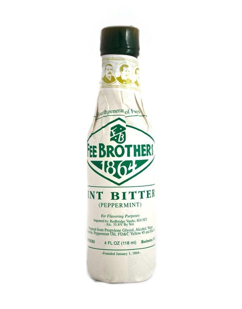 Fee Brothers Mint Bitters 5oz