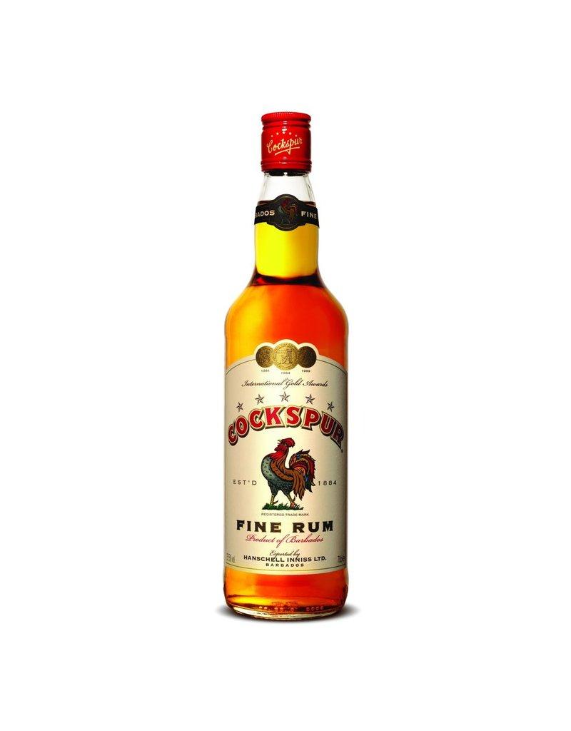 Rum Cockspur Fine Aged Reserve Rum 750ml