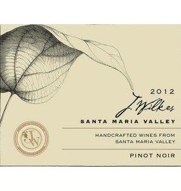American Wine J. Wilkes Pinot Noir Santa Maria Valley 2017 750ml