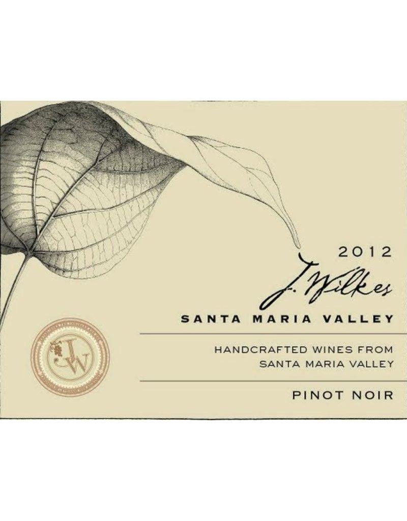 J. Wilkes Pinot Noir Santa Maria Valley 2017 750ml
