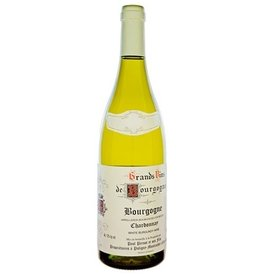 French Wine Paul Pernot Bourgogne Blanc 2017 750ml