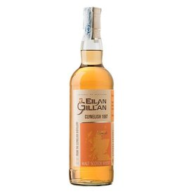 Scotch Eilan Gillan Single Malt Scotch Whisky Speyside Distilled 2007 Bottled 2013 Sherry Cask Un-chillfiltered