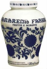 Fabbri Amarena Cherries Ceramic Crock 600g