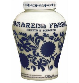 Fabbri Amarena Cherries Ceramic Crock 600g