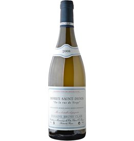"French Wine Bruno Clair Morey-Saint-Denis ""En la rue de Vergy"" Bourgogne Blanc 2011 750ml"
