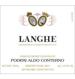 Italian Wine Aldo Conterno Langhe Rosso 2016 750ml