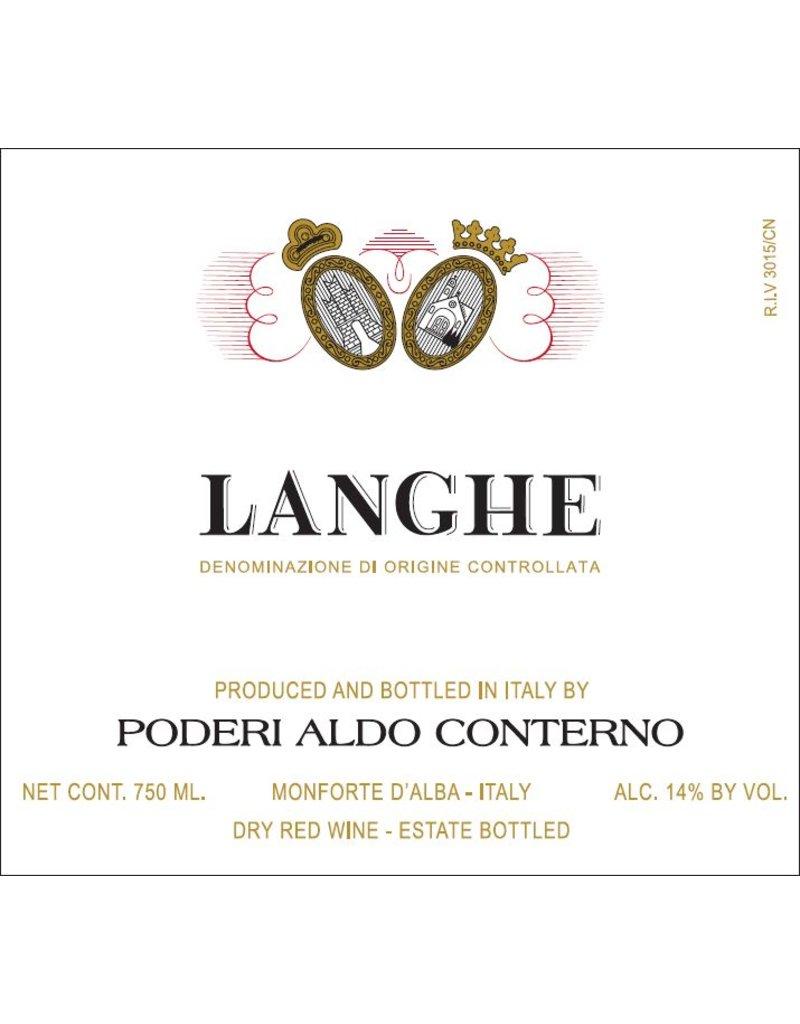 Aldo Conterno Langhe Rosso 2016 750ml