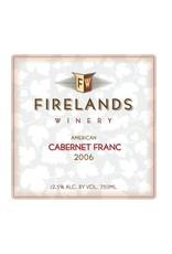American Wine Firelands Cabernet Franc Isle St. George Ohio 2015 750ml