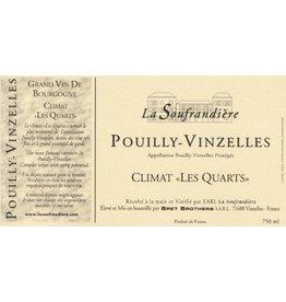 """Bret Brothers Pouilly-Vinzelles """"La Soufrandiére"""" Climat """"Les Quarts"""" 2009 750ml"""