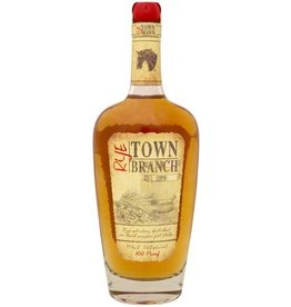 Rye Whiskey Town Branch Rye Lexington Kentucky 750ml