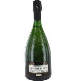 Sparkling Wine Champagne Vazart-Coquart & Fils Special Club Blanc de Blanc Grand Cru 2009 750ml