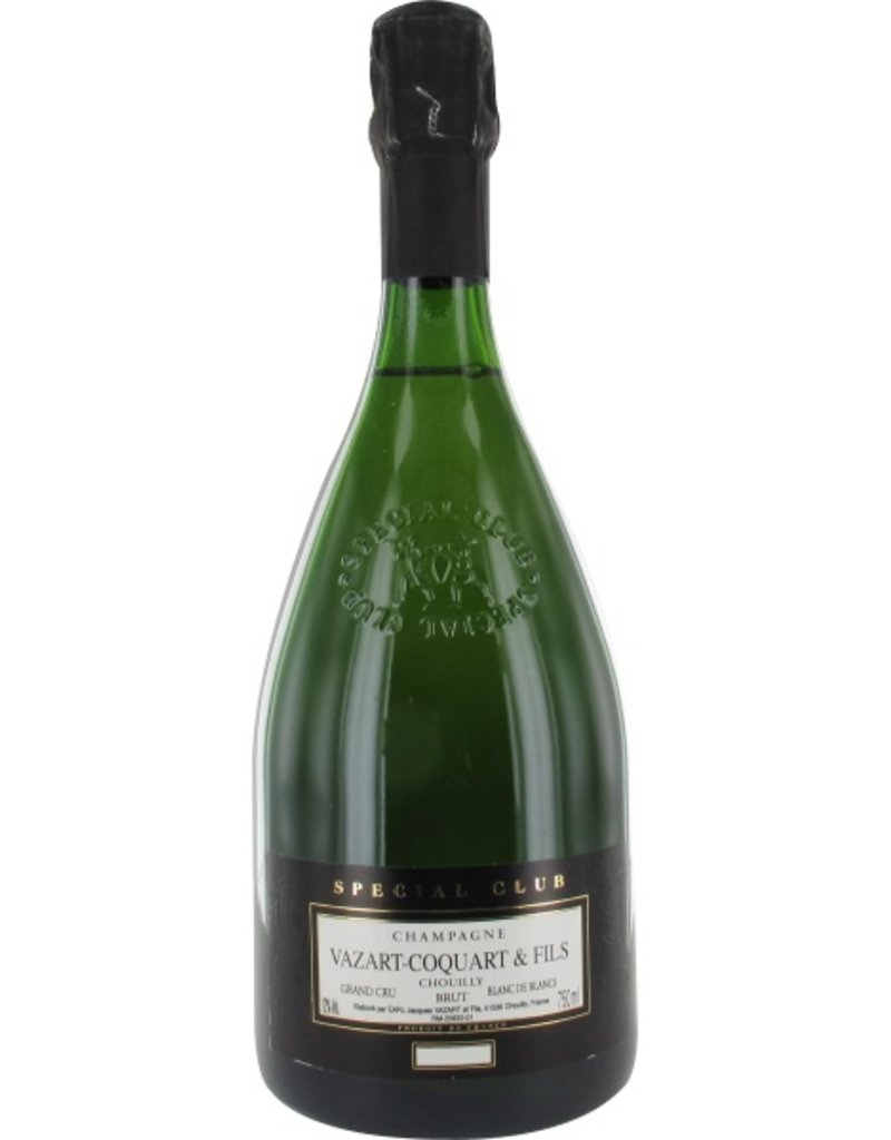 Champagne Vazart-Coquart & Fils Special Club Blanc de Blanc Grand Cru 2012 750ml
