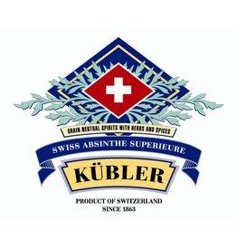 Absinthe Kubler Swiss Absinthe Superieure 53% 375ml