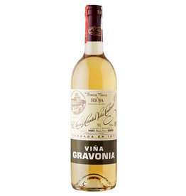 Spanish Wine Lopez de Heredia Gravonia Rioja Blanco 2007 750ml