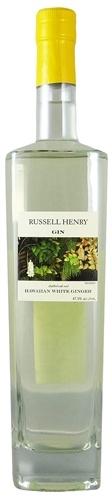 Gin Russell Henry Hawaiian White Ginger Gin 750ml