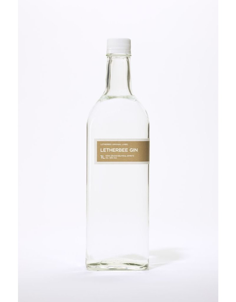 Letherbee Gin 750ml