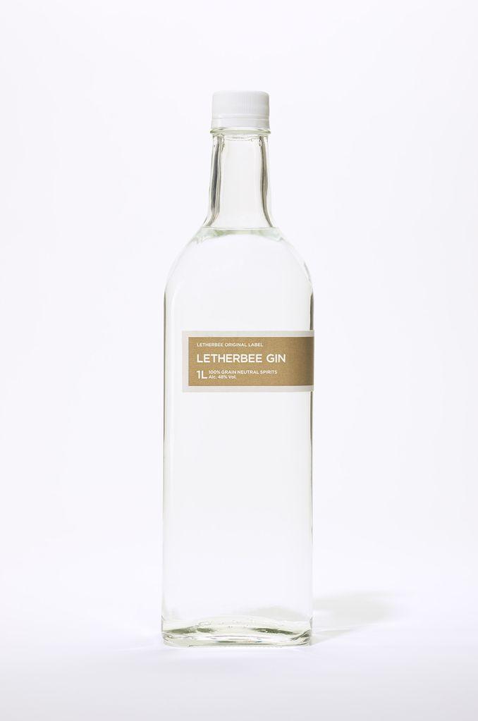 Gin Letherbee Gin 750ml