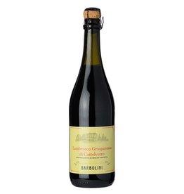 """Sparkling Wine Barbolini """"Lancillotto"""" Lambrusco Grasparossa di Castevetro NV 750ml"""