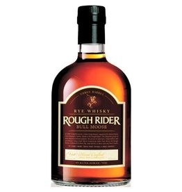 Rye Whiskey Rough Rider Bull Moose Three Barrel Rye 750ml