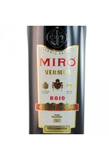 Vermouth Miro Vermut Rojo Sweet Red Vermouth 1L