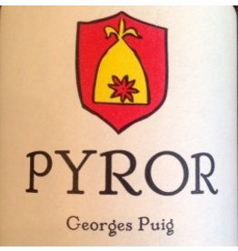 "Dessert Wine Georges Puig ""Pyror"" Rancio 500ml"