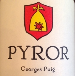 "Dessert Wine Georges Puig ""Pyror"" Rancio 500ml"