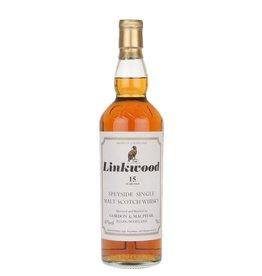 Scotch Gordon & MacPhail Linkwood 15 Year 750ml