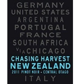 Chasing Harvest Pinot Noir Central Otago New Zealand 2014 750ml