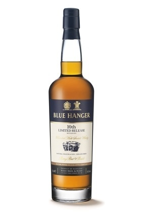 Scotch Blue Hanger 10th Release Blended Malt 750ml