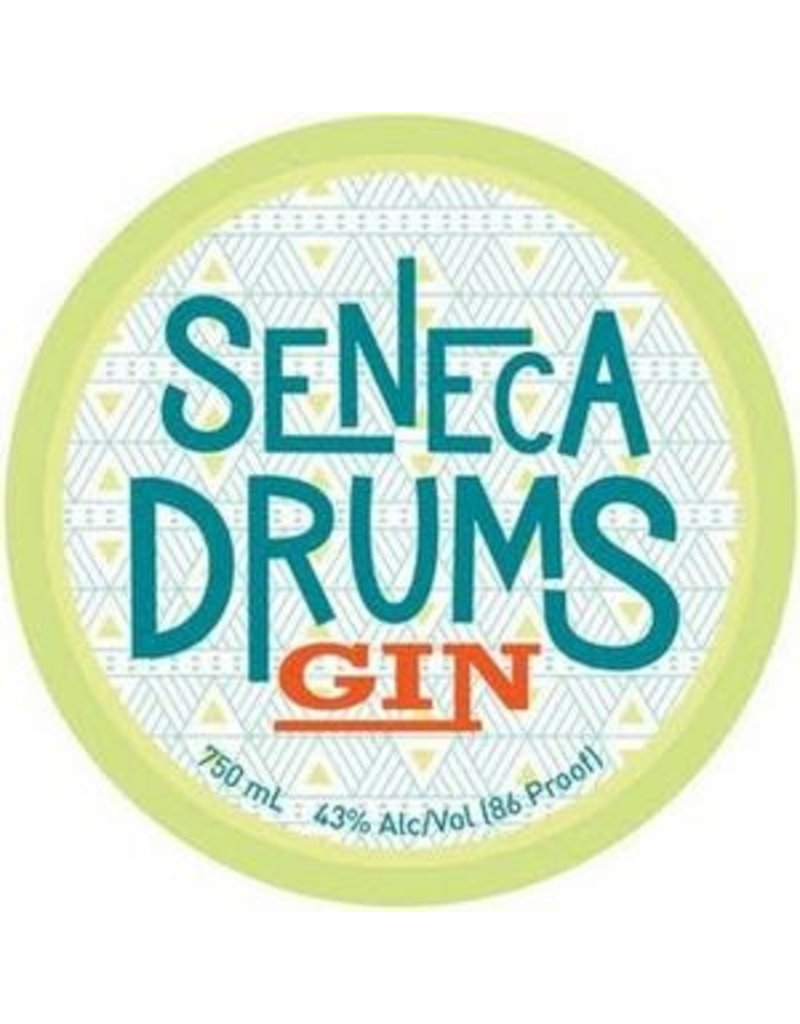 Seneca Drums Gin 750ml