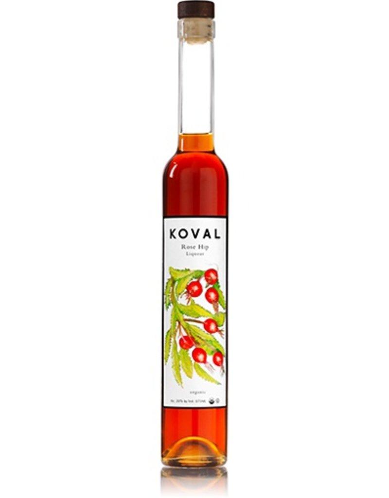 Koval Rose Hip Liqueur 375ml