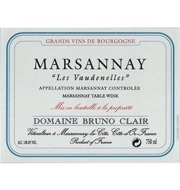 """French Wine Bruno Clair Marsannay """"Les Vaudenelles"""" Bourgogne Rouge 2014 750ml"""