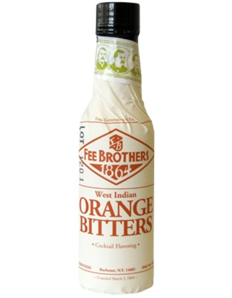 Fee Brothers West Indian Orange Bitters 5oz