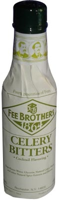 Bitter Fee Brothers Celery Bitters 5oz