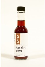 5 by 5 Aged Citrus Bitters 5oz