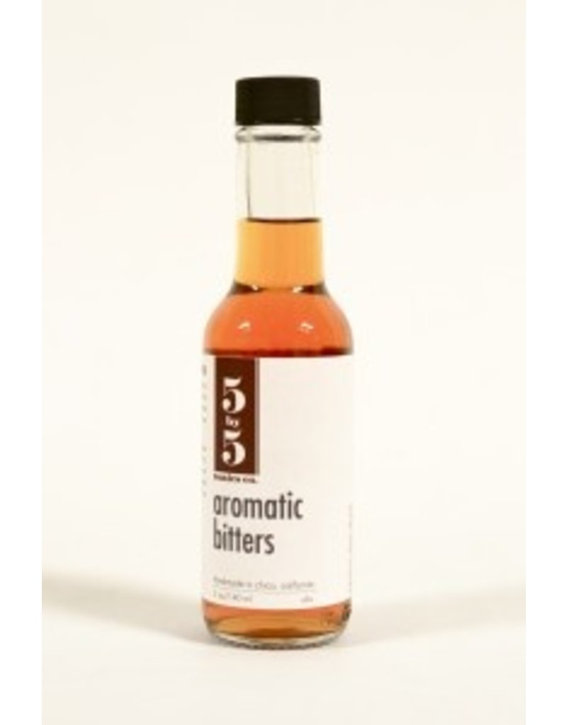 Bitter 5 by 5 Aromatic Bitters 5oz