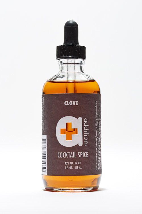 Bitter Addition Clove 4oz