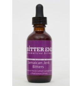 Bitter Bitter End Jamaican Jerk Bitters 2oz