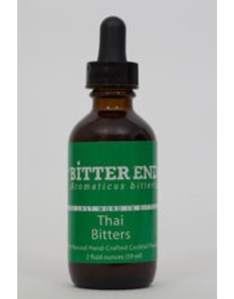 Bitter End Thai Bitters 2oz