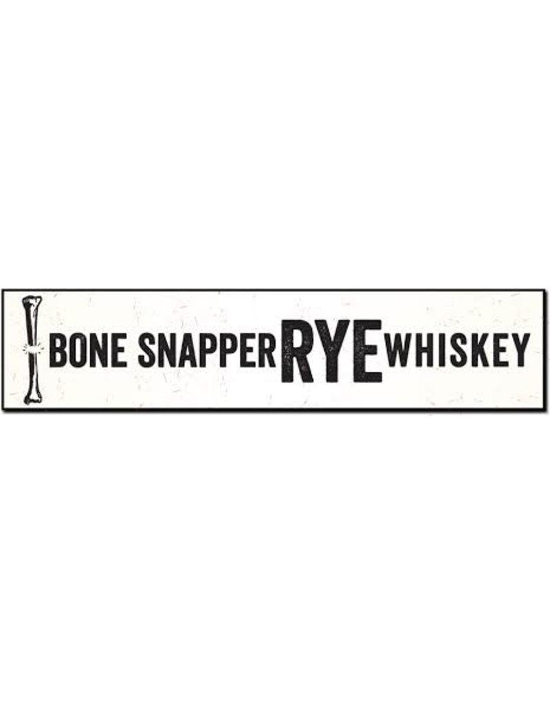 Bone Snapper Rye 750ml