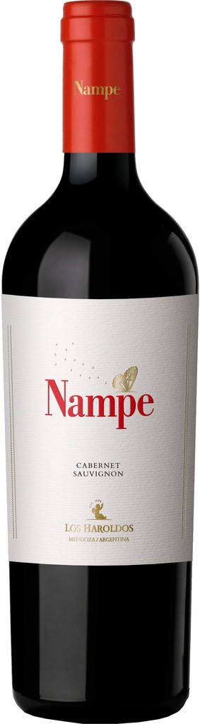 South American Wine Nampe Cabernet Sauvignon Mendoza 2016 750ml